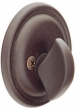Emtek<br />8556 - BRONZE TUSCANY STYLE SINGLE SIDED DEADBOLT