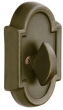 Emtek<br />8572 - BRONZE TUSCANY/LOST WAX #11 STYLE SINGLE SIDED DEADBOLT