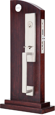 Emtek Stainless Steel Mortise Entrysets