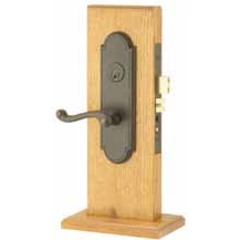 Brass  Mortise  Knob/Lever