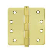 Emtek Solid Brass Residential Hinges- Plain Bearing- Extruded