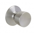 Schlage<br />F10 BEL 626  - Bell Knob Passage Set - Satin Chrome