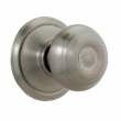 Schlage<br />F10 GEO 620  - Georgian Knob Passage Set - Antique Pewter
