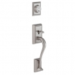 Schlage<br />F392 ADD 620 - Addison Handleset DUMMY - Antique Pewter
