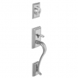 Schlage<br />F360 ADD 625  - Addison Handleset - Bright Chrome