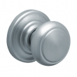 Schlage<br />FA170 AND 626  - Andover Knob DUMMY - Satin Chrome