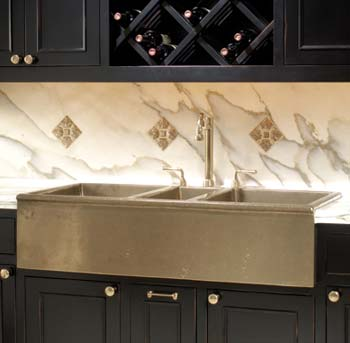 Sinks & Faucets <br>Rocky Mountain Hardware