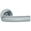 FSB Door Hardware <br />1015 - FSB 1015 Stainless Steel Tubular Lever Handle Set