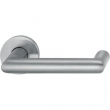 FSB Door Hardware <br />1016 - FSB 1016 Stainless Steel Tubular Lever Handle Set