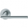 FSB Door Hardware <br />1025 - FSB 1025 Stainless Steel Tubular Lever Handle Set