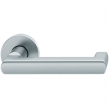 FSB Door Hardware <br />1031 - FSB 1031 Stainless Steel Tubular Lever Handle Set
