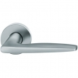 FSB Door Hardware <br />1058 - FSB 1058 Stainless Steel Tubular Lever Handle Set