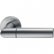 FSB Door Hardware <br />1078 - FSB 1078 Stainless Steel Tubular Lever Handle Set