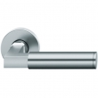 FSB Door Hardware <br />1102 - FSB 1102 Stainless Steel Tubular Lever Handle Set