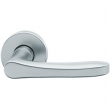 FSB Door Hardware <br />1106 - FSB 1106 Stainless Steel Tubular Lever Handle Set