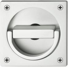 Fsb door hardware 4204 09001 fsb door hardware aluminum flush ring handle indicator with - Fsb pocket door hardware ...