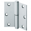 FSB Door Hardware <br />9101-0000 - Two-Knuckle Hinge 3-1/2&quot; x 3-1/2&quot; Right Hand