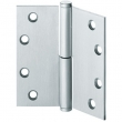 FSB Door Hardware <br />9101-0004 - Two-Knuckle Hinge 4-1/2&quot; x 4-1/2&quot; Right Hand