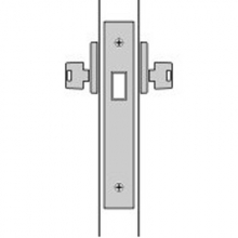Fsb Door Hardware Sml 7181 Fsb Door Hardware N Double
