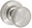 Fusion Hardware <br />01-A5 - Half Round Knob with Ketme Rose
