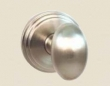 Fusion Hardware <br />02-B1 - Egg Knob with Stepped Rose
