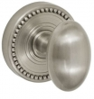 Fusion Hardware <br />02-B6 - Egg Knob with Beaded Rose