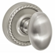 Fusion Hardware <br />02-B8 - Egg Knob with Rope Rose