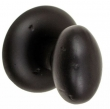 Fusion Hardware <br />06-A6 - Bronze Potato Knob with Bronze Radius Rose