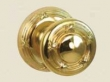 Fusion Hardware <br />14-B5 - Ribbon and Reed Knob with Ribbon and Reed Rose