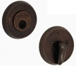 Fusion Hardware <br />A4 - Sandcast Beveled Round Deadbolt