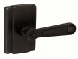 Fusion Hardware <br />AM-E2 - Concha Lever with Blacksmith Rose