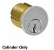 Fusion Hardware <br />MC138 MC112 MC134 MC200 - Mortise Cylinder Only