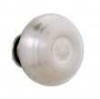Schlage<br />(GEO) Georgian Knob with (BRK) Brookshire Rose - F-Series Brookshire Collection- (GEO) Georgian Knob with (BRK) Brookshire Rose