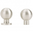 Emtek<br />86152 - Contemporary Brass Globe Knob