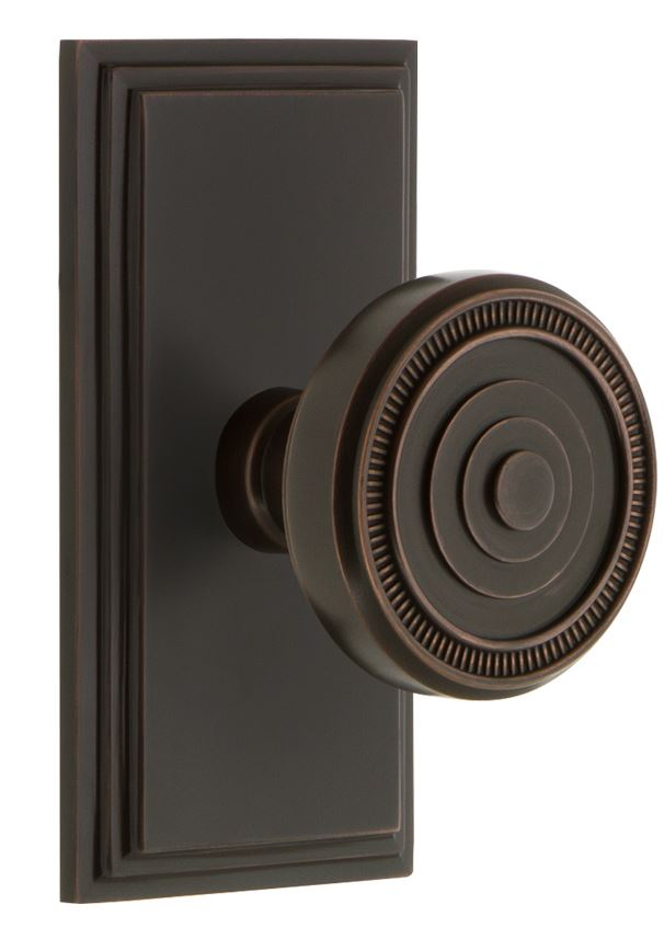 Timeless Bronze<br>Oil Rubbed Bronze