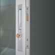 Halliday Baillie <br />HB 642 -  Narrow Backseat Sliding Door Lock