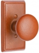 Emtek<br />EMTEK Jamestown Knob - Wrought Steel Jamestown Knob