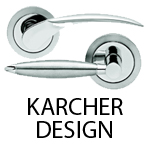 KARCHER Design<br>Stainless Steel Door Hardware