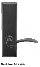 LaForge - TRIM NO. 2710 DEADBOLT ESCUTCHEON SET