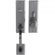 LaForge<br />2806-16 LF - TRIM NO. 2806 MORTISE HANDLE SET - DOUBLE CYLINDER