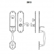 LaForge<br />2813-144 - TRIM NO. 2813 MORTISE HANDLE SET - SINGLE CYLINDER