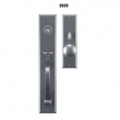 LaForge<br />2826-16 LF - TRIM NO. 2826 MORTISE HANDLE SET - DOUBLE CYLINDER