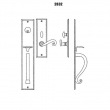 LaForge<br />2832-144 - TRIM NO. 2832 MORTISE HANDLE SET - SINGLE CYLINDER
