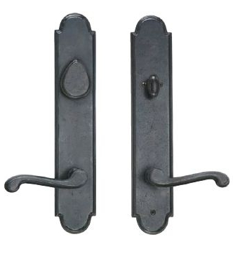 ARCHED SUITE LEVER X LEVER TUBULAR ENTRYSETS