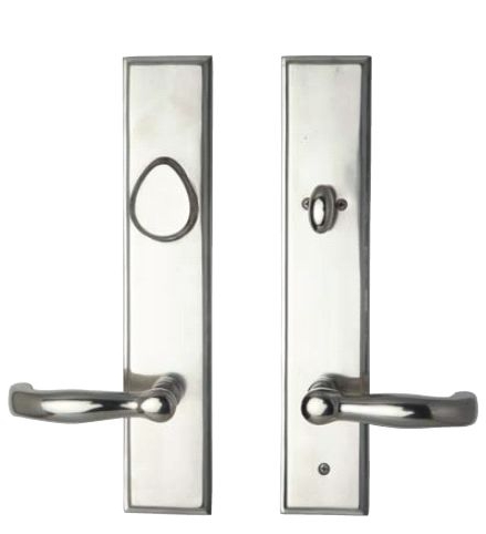 Rectangular Suite Lever x Lever Tubular Entrysets