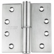 Linnea Stainless Steel<br />HLR45R - Hinge Round 4.5 x 4.5 Right Hand