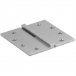 Linnea Stainless Steel<br />HLS35R - Hinge Square 3.5 x 3.5 Right Hand