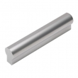 Linnea Stainless Steel<br />2-D - Cabinet Pull Stainless Steel 16mm CTC