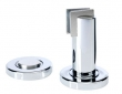 Linnea Stainless Steel<br />DS-18 - Floor/Wall Magnetic Door Stop