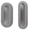 Linnea Stainless Steel<br />RPO-102 - Round Recessed Flush Pull
